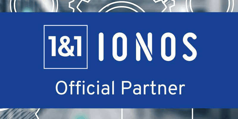 Ionos official partnership